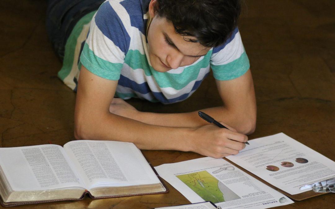 Understanding Scripture: The Inductive Study Method