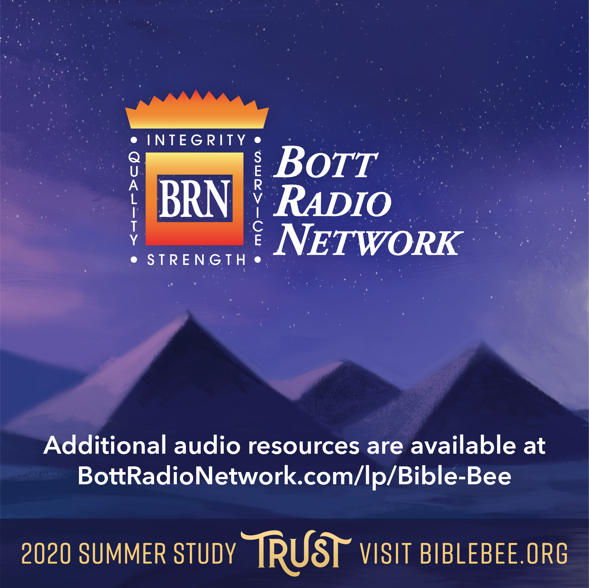 Resources from our Ministry Partner, Bott Radio