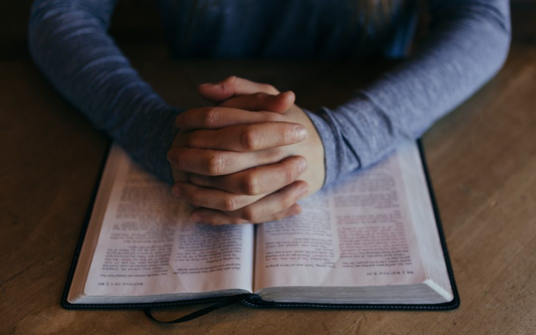 Memory Challenge: Five Verses to Overcome Anxiety